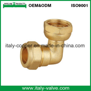 OEM Brass Forged Pex Equal Elbow (AV9083) pictures & photos