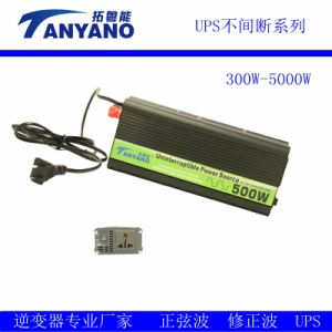 DC12/24V 500W Solar Power Inverter with UPS&Charger pictures & photos