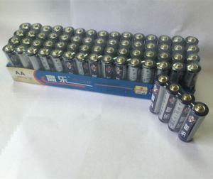 Extra Heavy Duty 1.5V AA Size Um3 R6P Battery pictures & photos