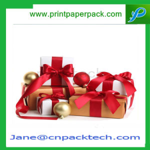 Custom Chocolate Candy Perfume Jewelry Cosmetic Ribbon Paper Gift Box pictures & photos