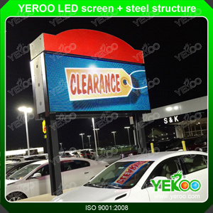 Outdoor Digital Comercial Advertising LED Screen/LED Sign/Outdoor LED Display Billboard pictures & photos