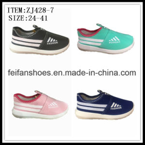 New Design Children Sport Shoes Running Shoes Factory (ZJ428-7) pictures & photos
