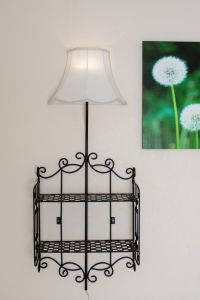 Fabric 1 Light Wall Sconce for Bedroom / Hotel / Batheroom pictures & photos