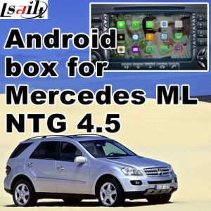 GPS Android Navigation Video Interface for Mercedes-Benz Ml Ntg 4.5 Command Auido20 pictures & photos