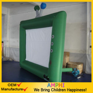 Popular Inflatable Type Movie Screen Outdoor Advertising pictures & photos