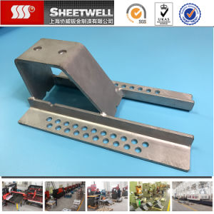 Custom Stainless steel Aluminum Parts Welding pictures & photos