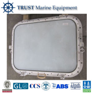 Ship Fixed Rectangular Glass Window for Wheel House pictures & photos
