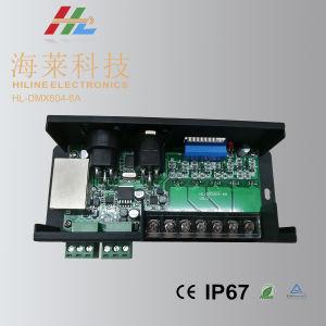 DMX512 Controller 30kHz 12-24VDC No Flickery pictures & photos