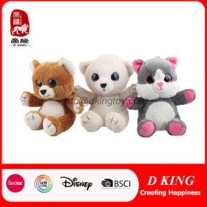 Big Eyes Plush Doll Bear Stuffed Soft Teddy Bear Toy pictures & photos