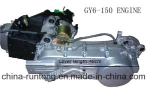 Gy6 150cc Long-Case Automatic Engine Fit Scooter Moped pictures & photos