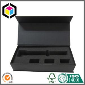 Matt Black Color Magnet Close Rigid Cardboard Paper Underwear Box pictures & photos