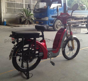 500W Electric Bicycle with Lead Acid Battery pictures & photos