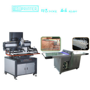 Tam-Z4 Plastic Thin Sheet Clean Room Screen Printing Machine pictures & photos