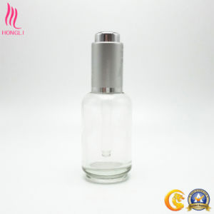 Portable Clear Glass Bottle for Aroma pictures & photos