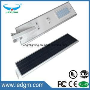 3 Years Warranty Bridgelux Chip Waterproof IP65 Aluminum Solar LED 20W Streetlight pictures & photos