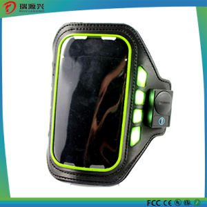 LED Reflective Safety Armband for Smart Phones pictures & photos