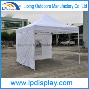 3X3m White Folding Tent Steel Pop up Canopy for Advertising pictures & photos