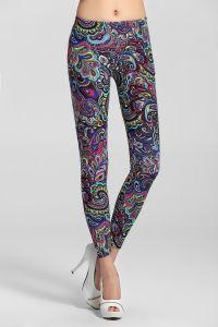 Color Women Fashion Printed Leggings pictures & photos