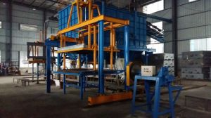 Electric Heating Effect of Drying Casting Machine pictures & photos