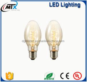 MTX-ED58 Filament edison decorative bulb E27 LED fancy lights pictures & photos