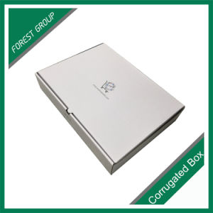 Both Sides Printed White Paper Box for Gift Packaging pictures & photos