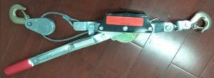 Hand Power Puller, Hand Cable Winch Come Along Puller (LJQ2TB1) pictures & photos