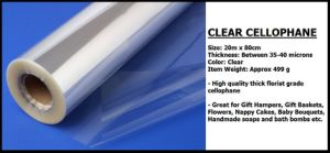 Cellophane Paper for Packing Food, Cigerattes, Make up, Flowers pictures & photos