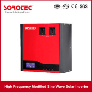 Modified Sine Wave Solar Inverter with PWM 40A Solar Controller pictures & photos