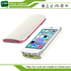 Portable Power Bank External 6000mAh Mobile USB Battery Charger pictures & photos