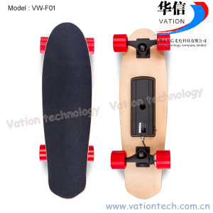 Electric Skateboard, 4 Wheel E-Skateboard, Kids E-Skateboard. VW-F01 pictures & photos
