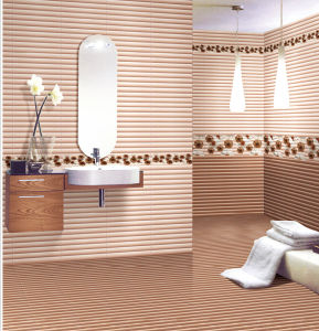 Modern Design Inkjet Interior Ceramic Waterproof Wall Tile 300X450mm pictures & photos