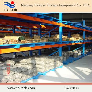Heavy Duty Selective Pallet Racking with Powder Coating pictures & photos