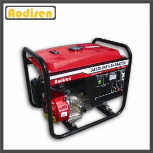 2500W Home Use Portable Gasoline Electricity Generator (set) pictures & photos