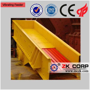 High Quality Vibrating Feeder Made by Zk Company pictures & photos