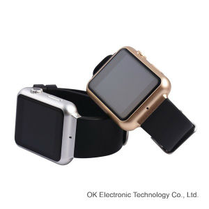 Factory Promotion Camera Fashion 3G 2g 4G WiFi Android Phone Watch pictures & photos