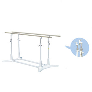 High Grade Steel Gymnastics Parallel Bars for Competition pictures & photos