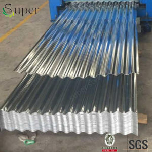 Galvanized Corrugated Steel Plate Roofing Sheet pictures & photos
