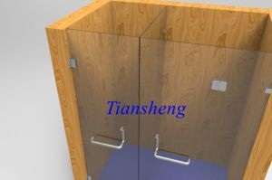 Easy Installation Glass Shower Door, Shower Screen pictures & photos