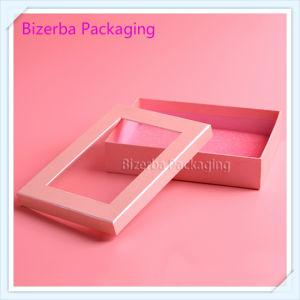 Professional Cardboard Window Jewelry Box