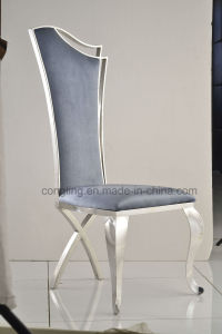 Modern Design High Back Leather Dining Chairs pictures & photos