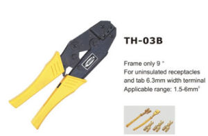 Crimping Tool Cable Stripper Hand Tool Network Tool Wire Stripper pictures & photos