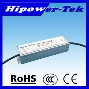 150W Waterproof IP67 Outdoor Timing Control Power Supply LED Driver pictures & photos