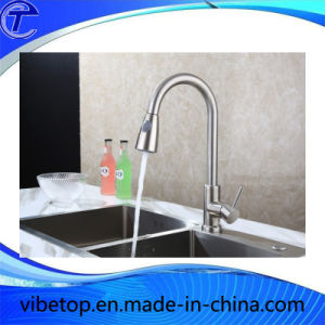 No. 1 Big Supplier for Kitchen and Bathroom Pull Faucet Sanitaryware pictures & photos
