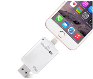 8GB 16GB 32GB 64GB Dual Mobile OTG Micro Pendrive pictures & photos