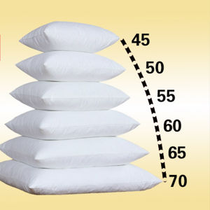Manufacturer Customized Hypo-Allergenic Hotel Pillows Insert pictures & photos