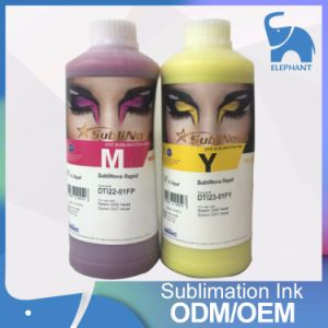 Korea Inktec Sublinove Fluoresence Ink 1000ml for Printer pictures & photos