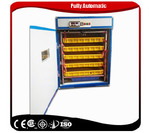 Full Automatic Holding 1056 Eggs Chicken Egg Hatchery Incubator Sale pictures & photos