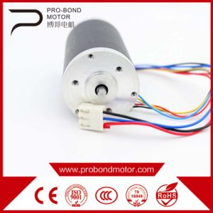 Controller DC Electric Pm Brushless Motor with Adjust Speed pictures & photos