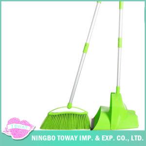 Plastic New Sweeper Indoor Push Dust Best Kitchen Broom pictures & photos