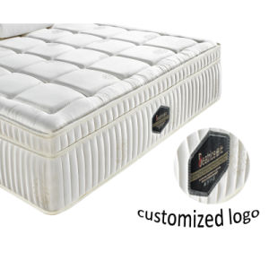 Vacuum Compressed Pocket Spring Mattress with New Design pictures & photos